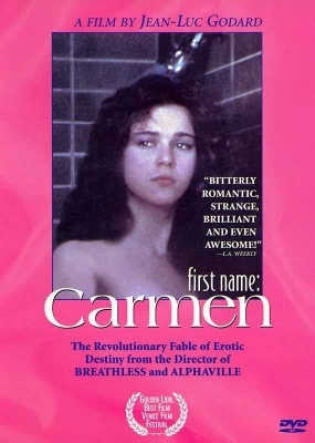This image has an empty alt attribute; its file name is prenom-carmen-movie-poster.jpg